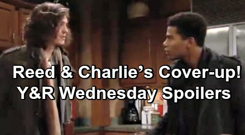The Young and the Restless Spoilers: Wednesday, December 19 – Desperate Search For Victor as Nikki Fades – Reed and Charlie's Cover-up