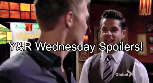 'The Young and the Restless' Spoilers: Victor Decides To Testify, Adam Erupts in Fury – Luca Blames Travis for Newman Sabotage