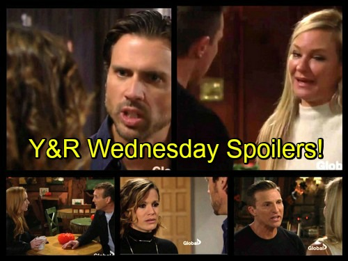 'The Young and the Restless' Spoilers: Nick Fears Christian Kidnap – Dylan Horrified by Sharon - Paul Confronts Mariah
