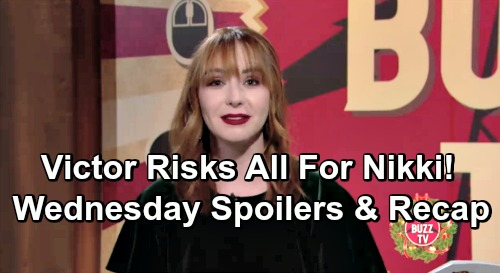 The Young and the Restless Spoilers: Wednesday, December 26 Update – Victor Risks All for Nikki – Mariah's GC Buzz Special