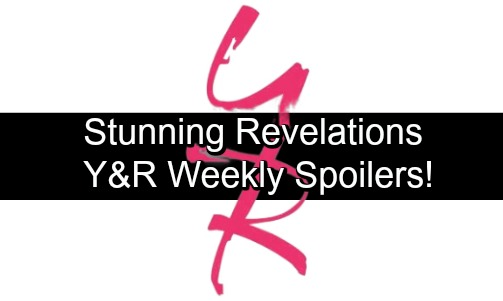 The Young and the Restless Spoilers: Week of September 24 – Ulterior Motives, Bother Bonding and Stunning Revelations