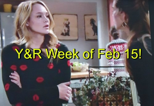 The Young and the Restless (Y&R) Spoilers: Week of February 15 - Dylan and Nick's Shocking Discoveries - Plots Thicken