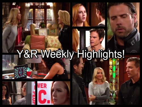 'The Young and the Restless' Spoilers: Week of November 7-11 – GC Buzz Bombshells, Shifting Schemes and Fierce Faceoffs