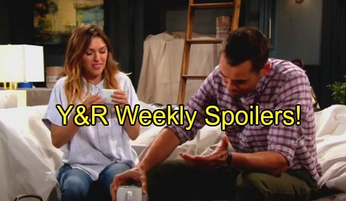 'The Young and the Restless' Spoilers: Week of July 25-29 – Heated Showdowns, Shocking Reunions and Dangerous Connections