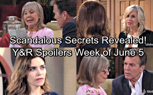 The Young and the Restless Spoilers: Week of June 25-29 – Dirty Moves, Fierce Wars and Scandalous Secrets - New Promo Video