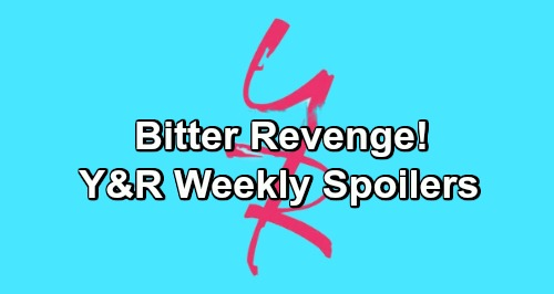 The Young and the Restless Spoilers: Week of December 10 – Bitter Revenge, Cruel Tactics and Dangerous Secrets
