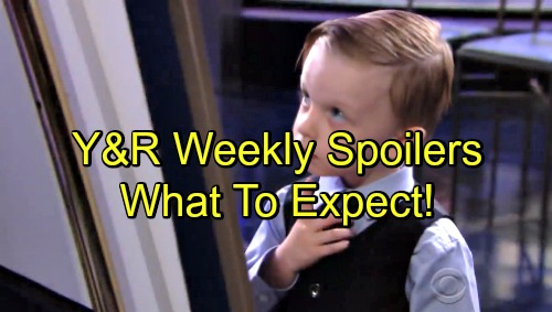 The Young and the Restless Spoilers: Week of September 5 - Genoa City Reeks of Death - Intense Grief and Painful Memories