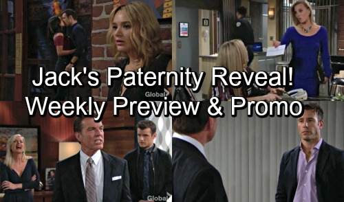 The Young and the Restless Spoilers: Week of October 8-12 Preview – Shocking Jealousy, Sudden Threats and Revealed Paternity