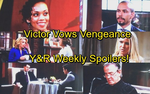 The Young and the Restless Spoilers: Week of April 30-May 4 – Shocking Secrets Bring Major Drama, Victor Vows Vengeance