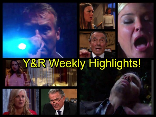The Young and the Restless Spoilers: Week of October 17 - Ultimate Revenge Bites Both Ways - Divorce and New Loves