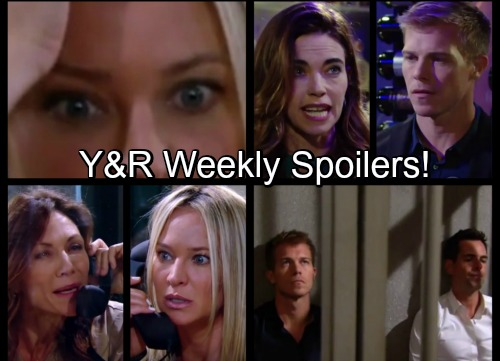 The Young and The Restless Spoilers: Patty Destroys Sharon's Life – Jack Humbles Phyllis – Billy and Travis Jailed