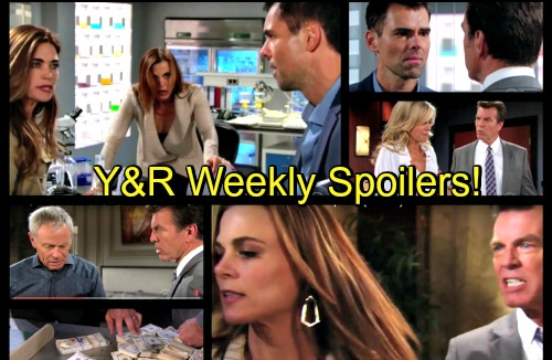 The Young and the Restless Spoilers: Week of September 12 - Jack Discovers Phyllis and Billy's Affair, Colin Reveals Cheaters