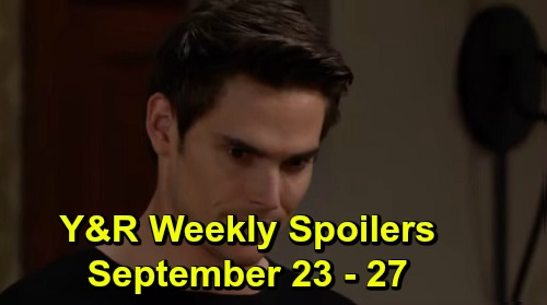 The Young and the Restless Spoilers: Week of September 23-27 – Victor's Death Plot Takes Terrible Turn – Sharon Rushes to Adam's Defense