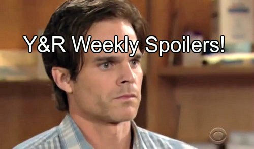 'The Young and The Restless' Spoilers: Week of August 1 – Chloe Confronts Adam - Summer Pregnancy - Bella Paternity Reveal