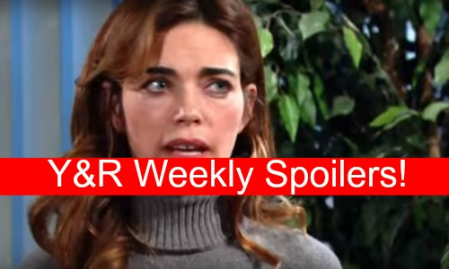 The Young and the Restless (Y&R) Spoilers: Victoria Considers Letting Billy Die - Abby Quits Honeymoon - Adam and Luca Begin