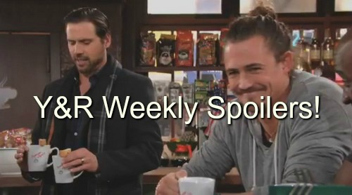 The Young and the Restless (Y&R) Spoilers: Week of January 25 - Phyllis and Billy Unite With Natalie Against Victor