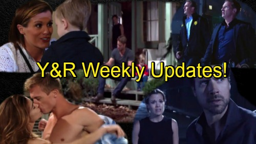 The Young and the Restless Spoilers: August 29 - September 2 – Stunning Revelations, Derailed Plans and Major Bombshells