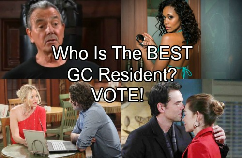 The Young and the Restless Spoilers: Who Is The Best Genoa City Resident - Y&R's Biggest Star?