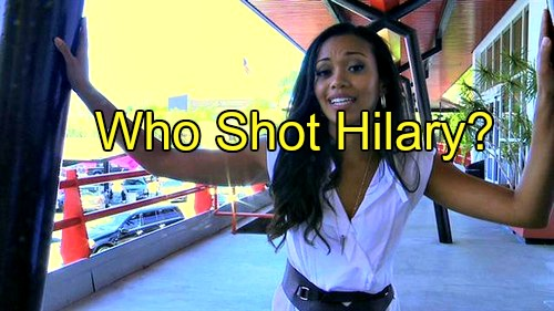 The Young and the Restless (Y&R) Spoilers: Who Shot Hilary - Is Hilary Hatred Heading For Attempted Murder?