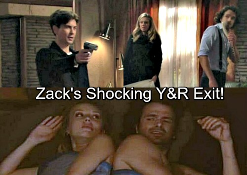 The Young and the Restless Spoilers: Zack's Shocking Y&R Exit – Abby and Scott New Genoa City Couple