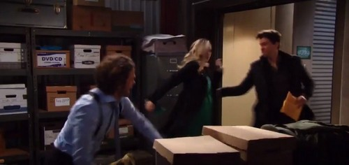 The Young and the Restless Spoilers: Next 2 Weeks - Nick and Chelsea's Explosive Fight – Victoria's Risky Business