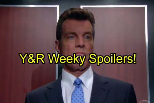 The Young and The Restless Spoilers: Jack Goes Wild – Mariah Confronts Chloe - Phyllis Makes Headlines – Sharon's Secret Out