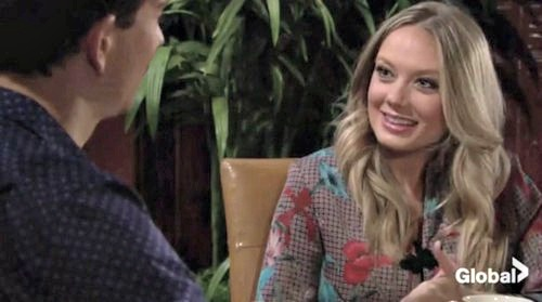 The Young and the Restless Spoilers: Monday, November 6 - Hilary Threatens Chelsea – Abby Moves In With Zack