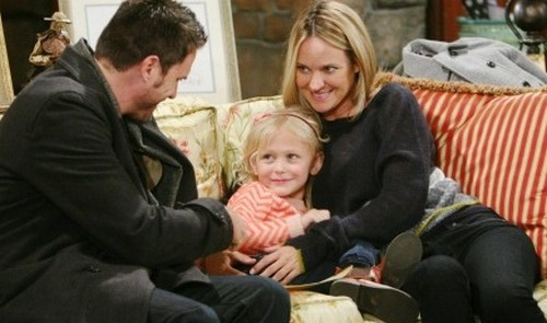 The Young and the Restless Spoilers: Faith's Shocking DNA Daddy Results - Chelsea and Billy's Relationship Difficulties Worsen