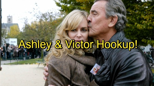 The Young and the Restless Spoilers: Victor Has An Affair With Ashley – Sally Sussman Discusses Abby's Parents Together