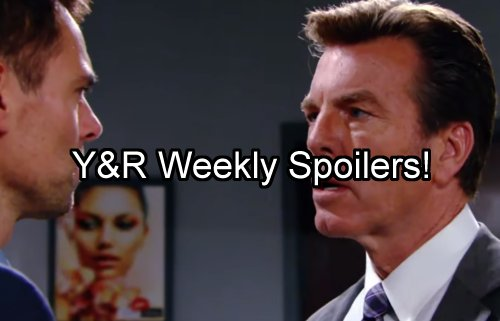 'The Young and The Restless' Spoilers: September 12-16 – Billy-Phyllis Secret Explodes, Jack Rages – Dylan Pursues Victor, Sharon Freaks
