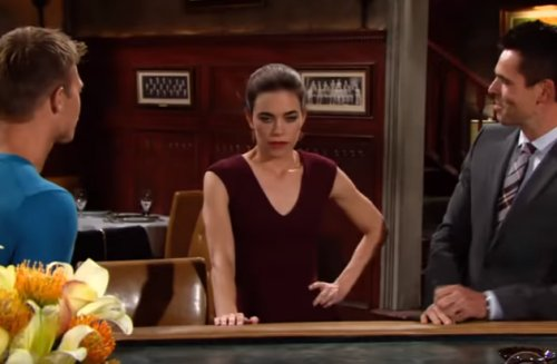 'The Young and The Restless' Spoilers: Week of September 26 – Victor Tests Travis – Devon Buys GC Buzz – Sharon Plays Matchmaker