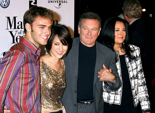 Robin Williams' Son Zachary Pym Releases Heartbreaking Statement Following Suicide: Calls Father his Best Friend