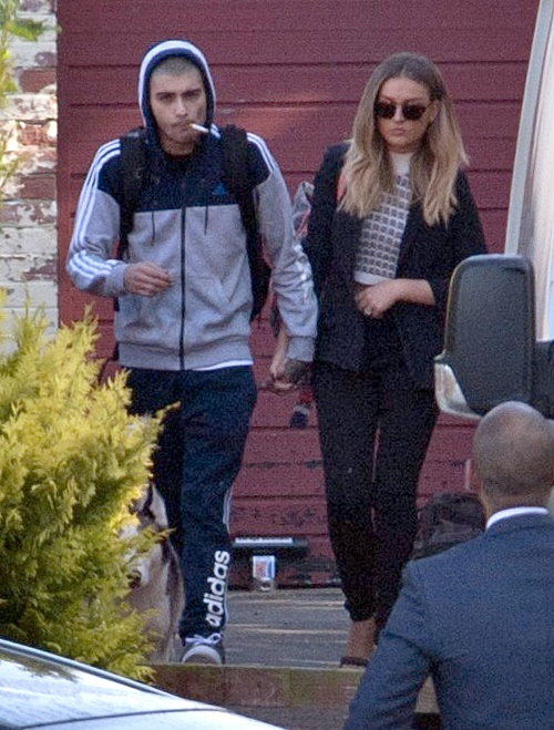 Zayn Malik Quit One Direction To Collaborate With Girlfriend Perrie Edwards - She's Responsible For His 1D Betrayal?